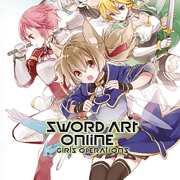 SWORD ART ONLINE - GIRL'S OPERATIONS 03