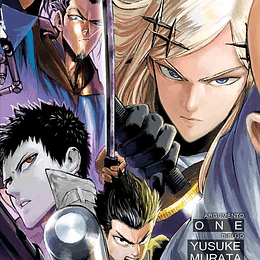 ONE PUNCH MAN 20