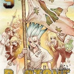 DR. STONE 05