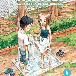 LA MAESTRA DE LAS BROMAS, TAKAGI-SAN 04