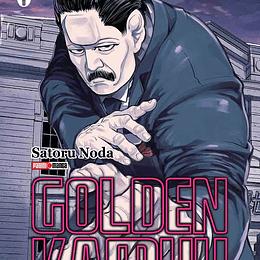 GOLDEN KAMUY 06