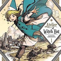 ATELIER OF WITCH HAT 01