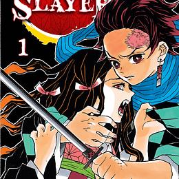 DEMON SLAYER (KIMETSU NO YAIBA) 01