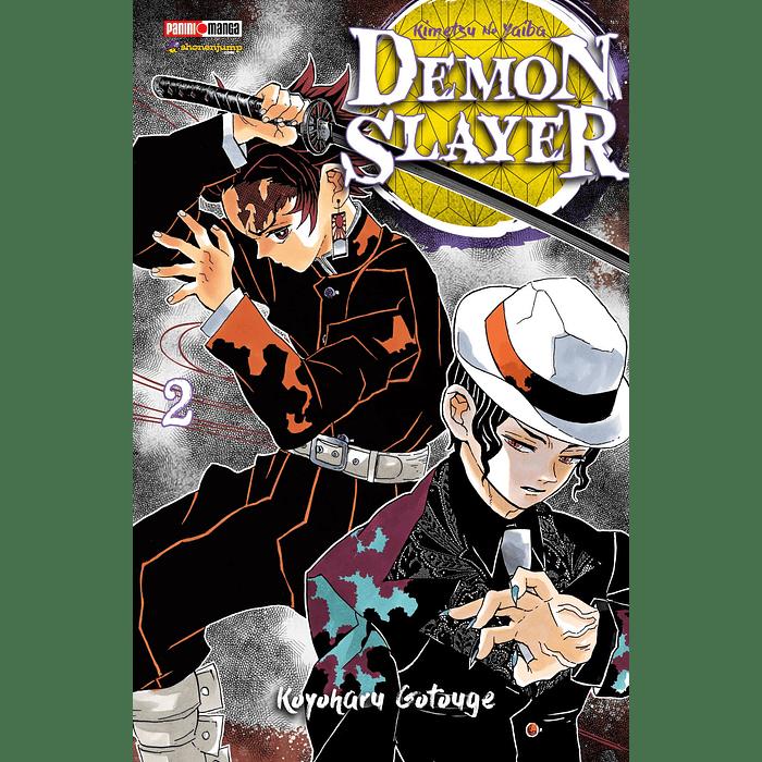 DEMON SLAYER (KIMETSU NO YAIBA) 02