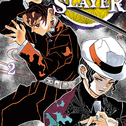 DEMON SLAYER (KIMETSU NO YAIBA) 02