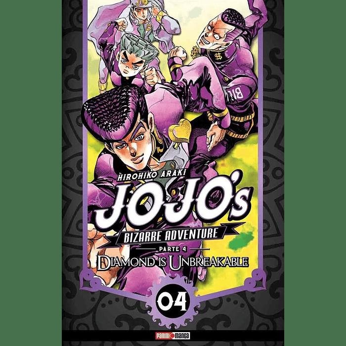 JOJO'S BIZARRE ADVENTURE 21