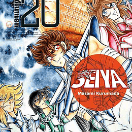 SAINT SEIYA ULTIMATE 20