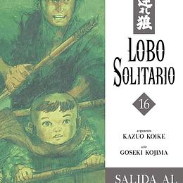 LOBO SOLITARIO 16