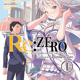 RE: ZERO (CHAPTER THREE) 01