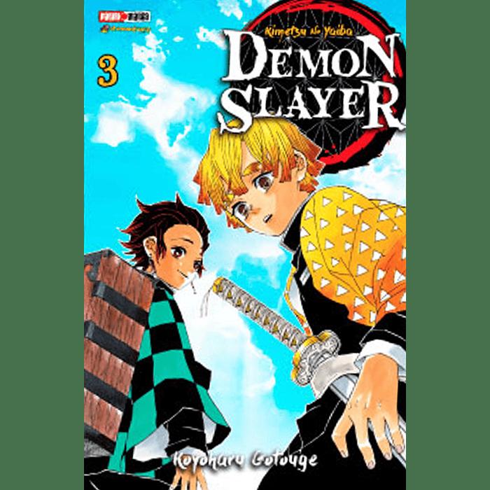 DEMON SLAYER (KIMETSU NO YAIBA) 03