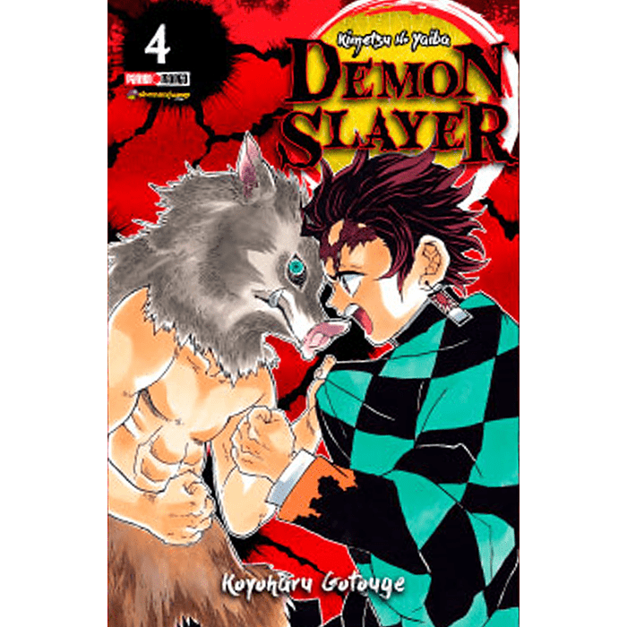 DEMON SLAYER (KIMETSU NO YAIBA) 04