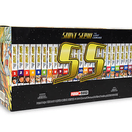 SAINT SEIYA THE LOST CANVAS (BOXSET)