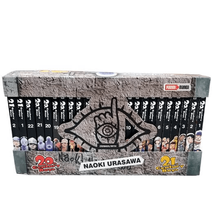 20TH CENTURY BOYS (BOXSET)