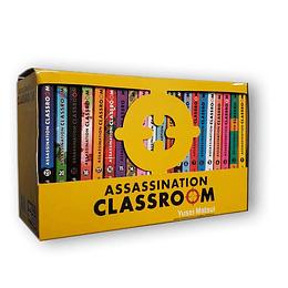 ASSASSINATION CLASSROOM (BOXSET)