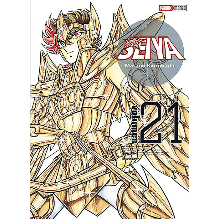 SAINT SEIYA ULTIMATE 21