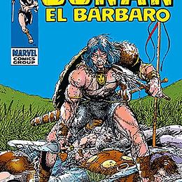 CONAN EL BARBARO - LOS CLASICOS DE MARVEL 04 (HC)