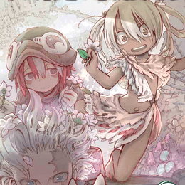 MADE IN ABYSS 08