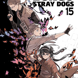 BUNGOU STRAY DOGS 15