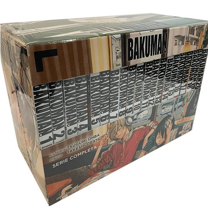 BAKUMAN (BOXSET)