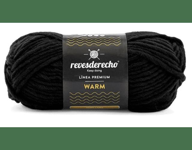 Warm (ex Yagan) 100 grs. Color Negro N° 0212