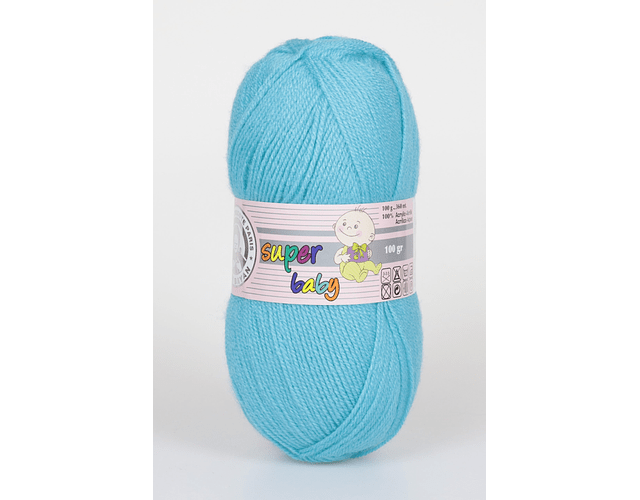 Super Baby Color Calipso N° 21 100 grs