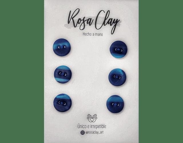 Set botones únicos e irrepetibles