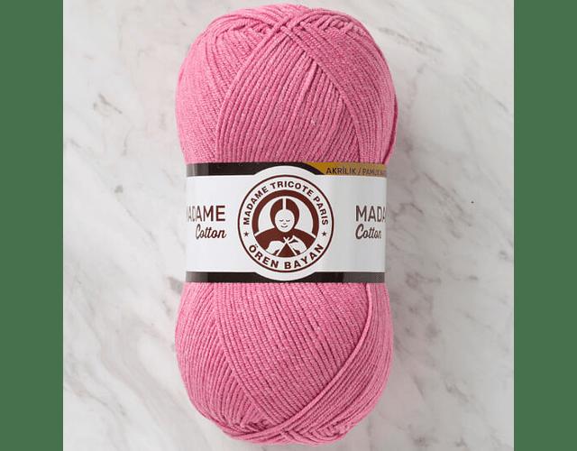 Madame Cotton 100 grs.  Rosa N° 022