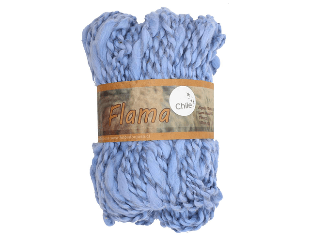 Flama 100 grs. color jeans N° 13