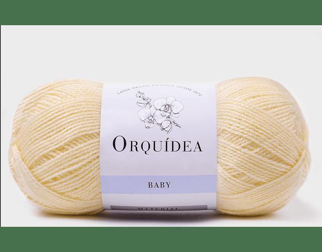 Baby Amarillo Pato N° 117   100 grs. Orquidea