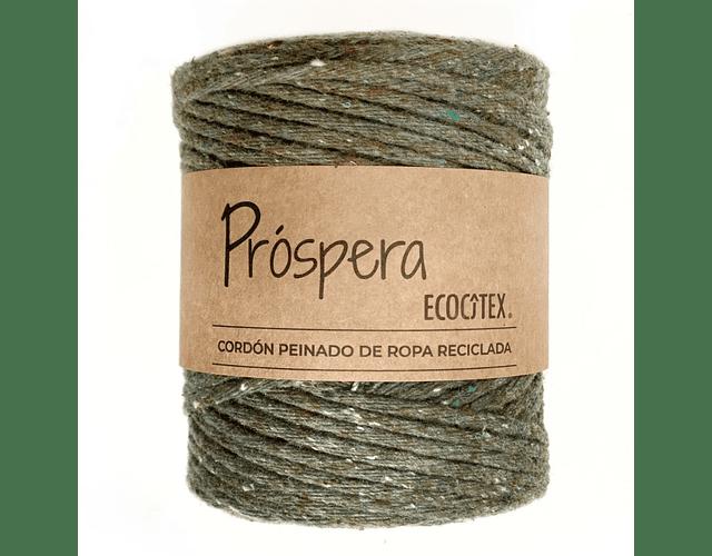 Cordón 5 mm Verde Próspera de Ecocitex