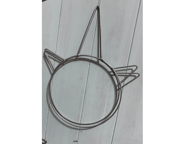 Soporte forma Unicornio 20 cm