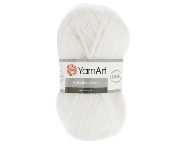 Mohair Classic 100 grs. Color N° 101
