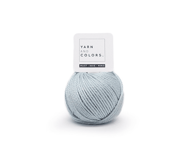 Mini Must-Have Color N° 63 Ice Blue 10 grs.