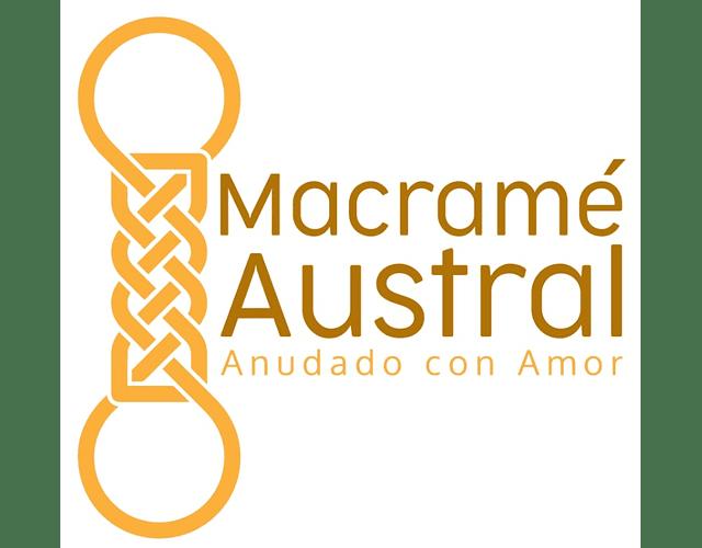 Macrame 1: Instalación de material en soporte