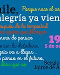 Manivela Chile, la alegría ya viene