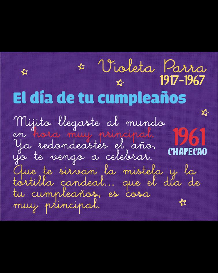Manivela El día de tu cumpleaños