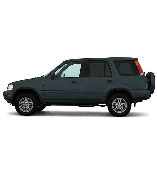 Manual De Taller Honda Crv (1995-2001) Español