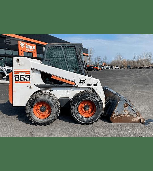 Manual De Taller Bobcat 863, 863h