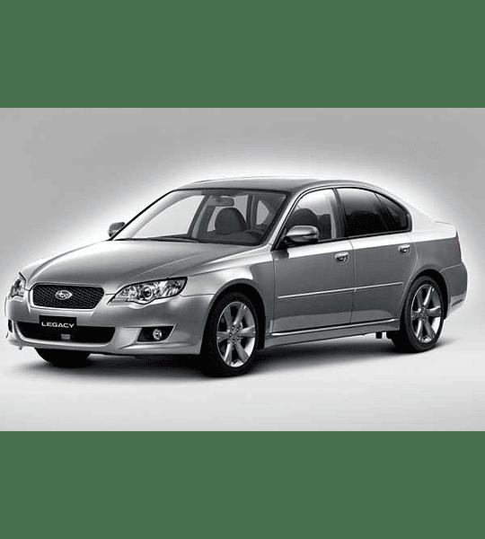 Manual De Taller Subaru Legacy (2003–2009) Español