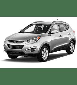 Manual De Despiece Hyundai Tucson (2009–2015) Español