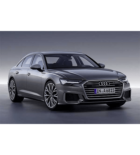 Manual De Taller Audi A6 (2011-2018) Español