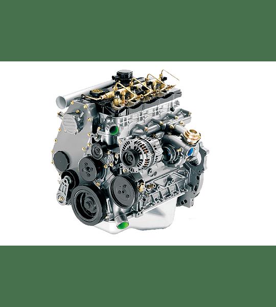 Manual De Taller Motor Ngd 3.0e ( Español )