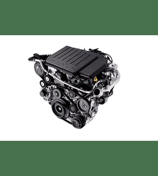 Manual De Taller Motor Jeep 2.7 Diesel ( Español )