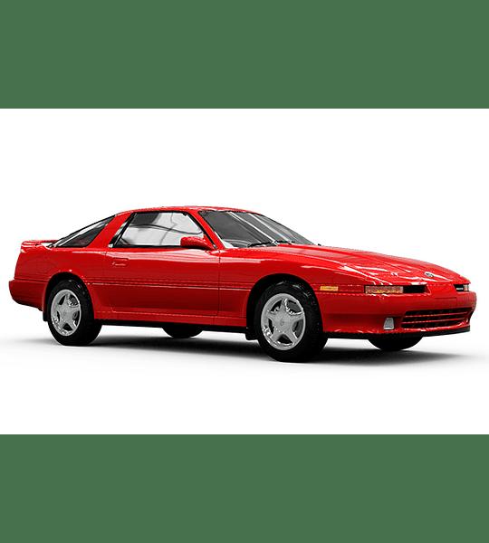 Manual De Taller Toyota Supra Mk3 ( 1990- 1993 ) Inglés