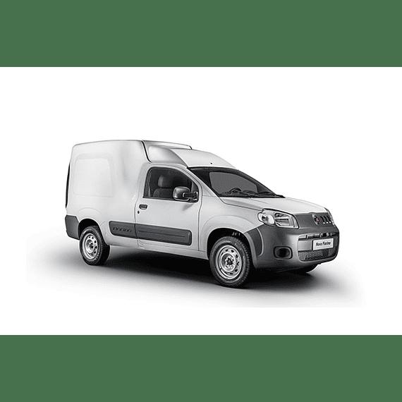 Manual De Usuario Fiat Uno / Fiorino ( 2015 - 2017 ) Español
