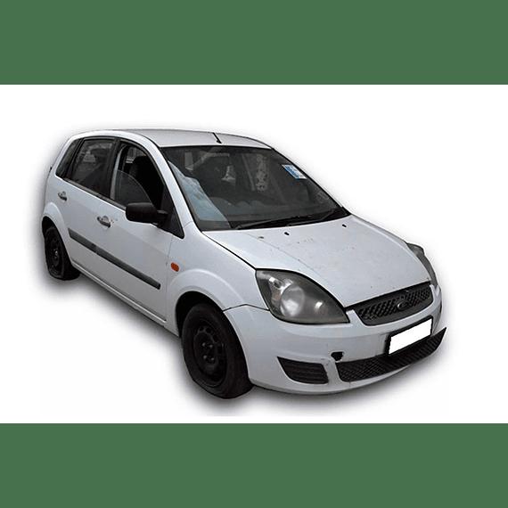 Manual De Taller Ford Fiesta ( 2002- 2007 ) Español