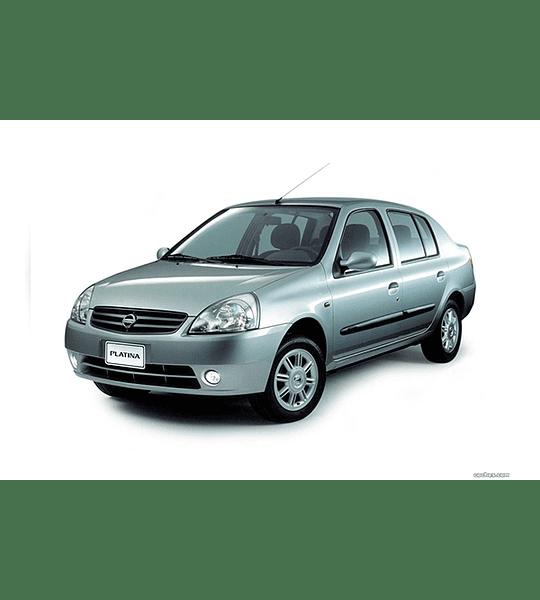 Manual De Taller Nissan Platina ( 2002 - 2008 ) Español