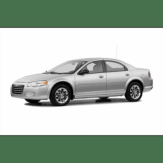 Manual De Taller Chrysler Sebring (2001-2005) Español