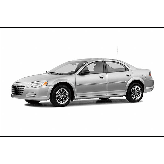 Manual De Taller Chrysler Sebring (2001-2005) Español