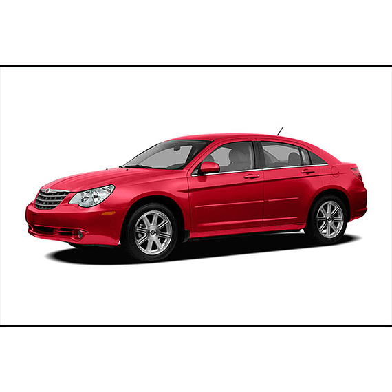 Manual De Taller Chrysler Sebring (2007-2010) Español